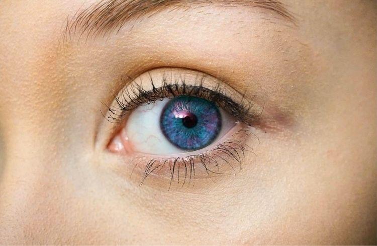 human eye tells story - art, makeup - 6034kphotography | ello