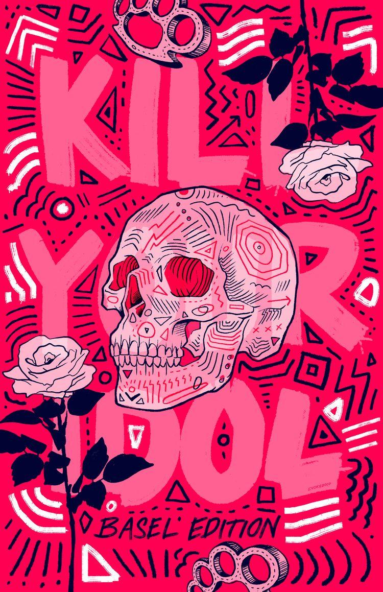 Digital Illustration - illustration - evoked007 | ello