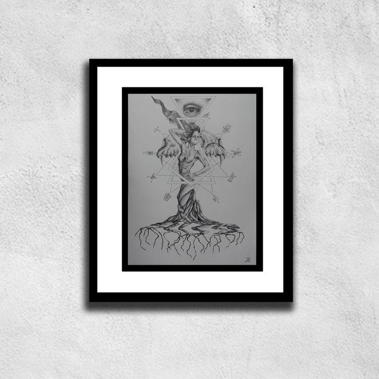 ÆN-SOP-AUR - occult, art, gnosticism - salem93 | ello