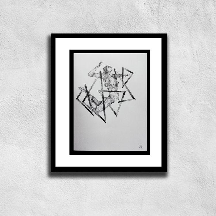 Eve tree - occult, art, gnosticism - salem93 | ello