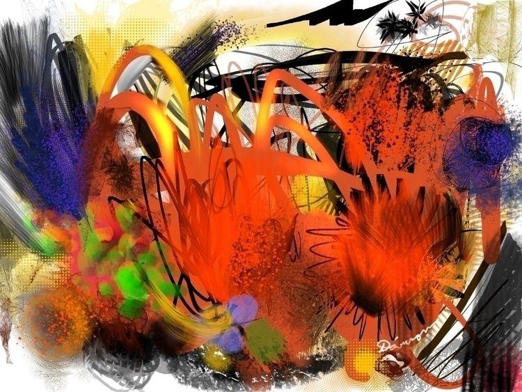 test brushes - digital, artdigital - daviso3 | ello