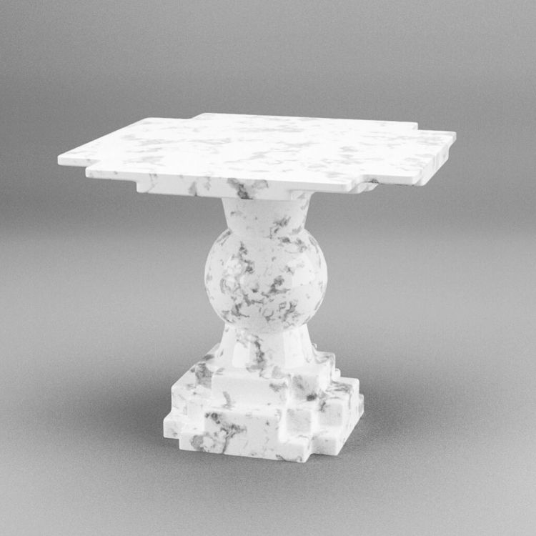 Marble textures geometric table - pritpalbharaj | ello