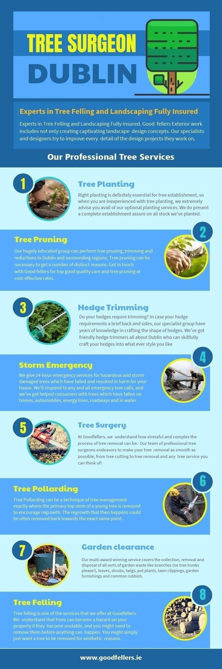 Tree Surgeon Dublin offer inter - treesurgeondublin   ello