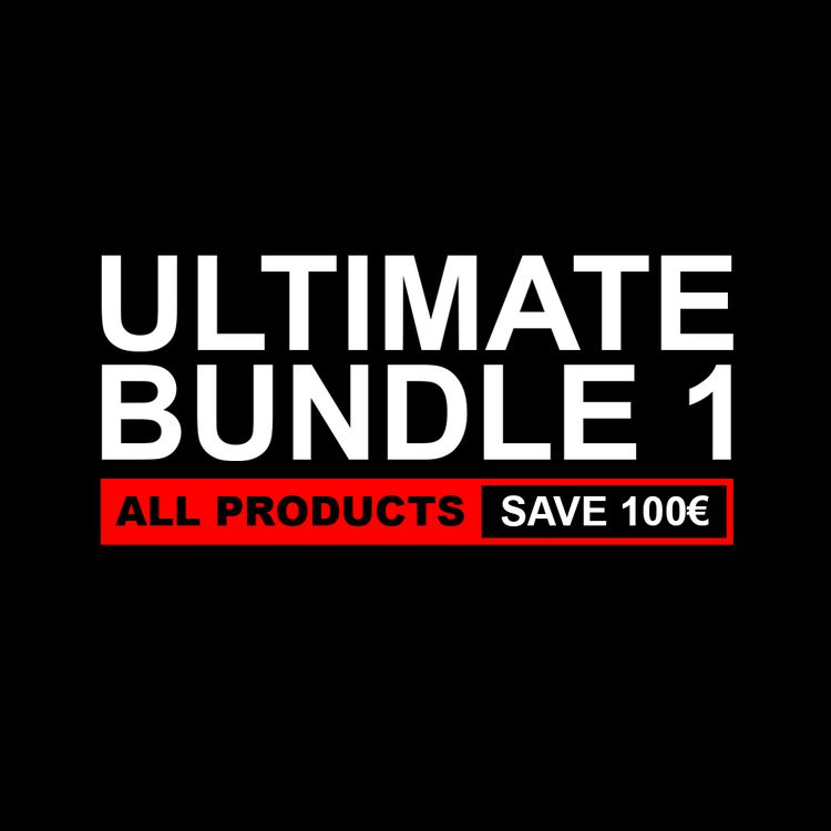 ULTIMATE BUNDLE SAVE 100€ huge  - tuomodesign | ello