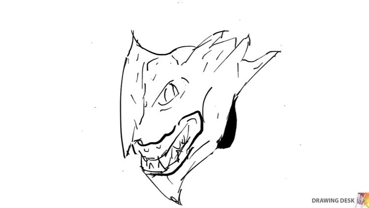 small, quick sketch - crispsean | ello
