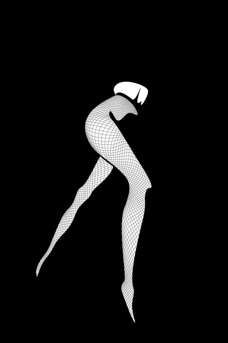 Readiness - woman, female, grace - discreteblack | ello