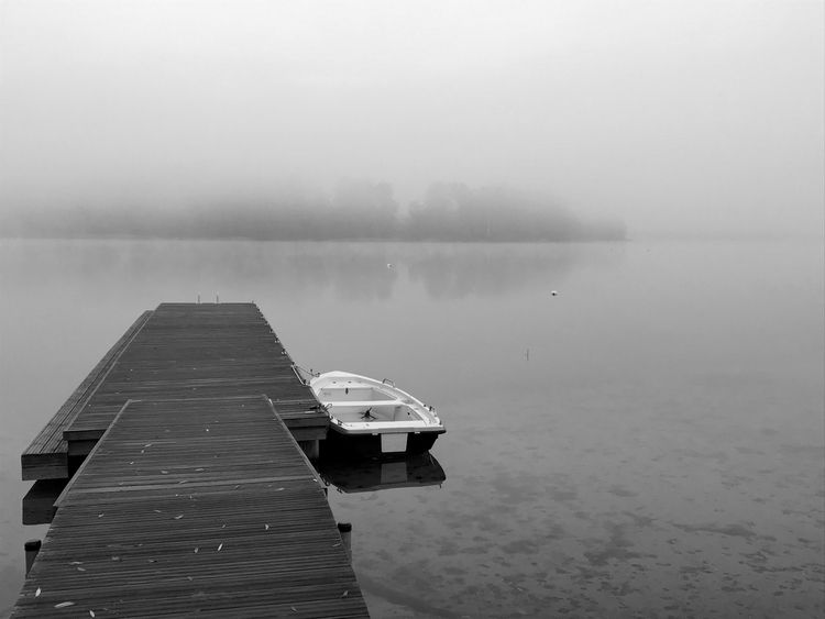 Siecino, Poland - Boat, sea, lake - ivop   ello