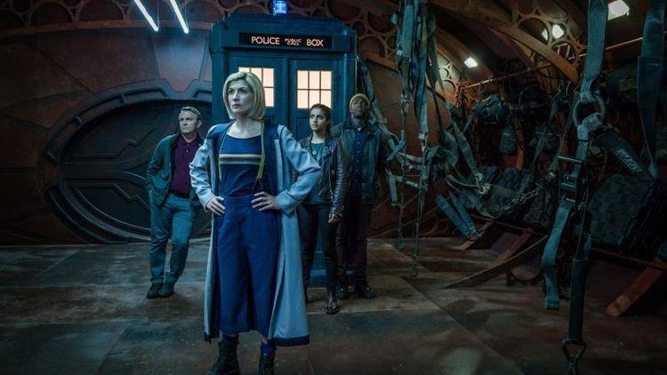 Doctor Season 12 headed Jan. 20 - bonniegrrl | ello