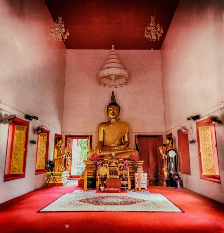 Buddha decoration sin City - temple - christofkessemeier | ello