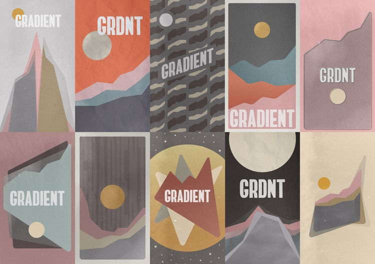 playing design felt good create - ridegradient | ello