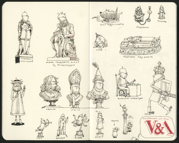 afternoon spent VA London - mattiasadolfsson | ello