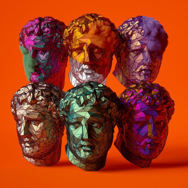 3D, octane, render, cinema4d - batuhangursel   ello