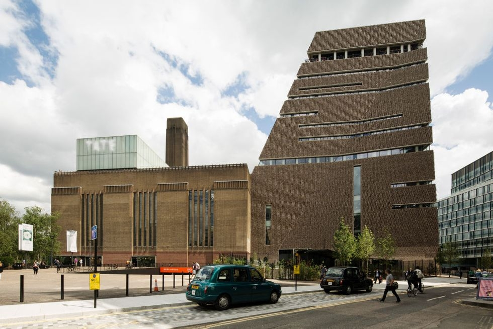 Tate Modern London Note: clicki - samuelleao83 | ello
