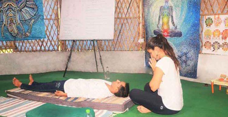 Spiritual healing meditation Ri - yogadetoxtherapy   ello