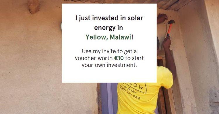 ~ Malawi TRINE 2 - invested, SolarEnergy - lennarrrt   ello