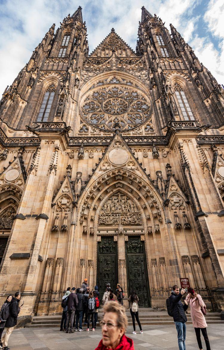 Metropolitan Cathedral Saints V - davidseibold | ello
