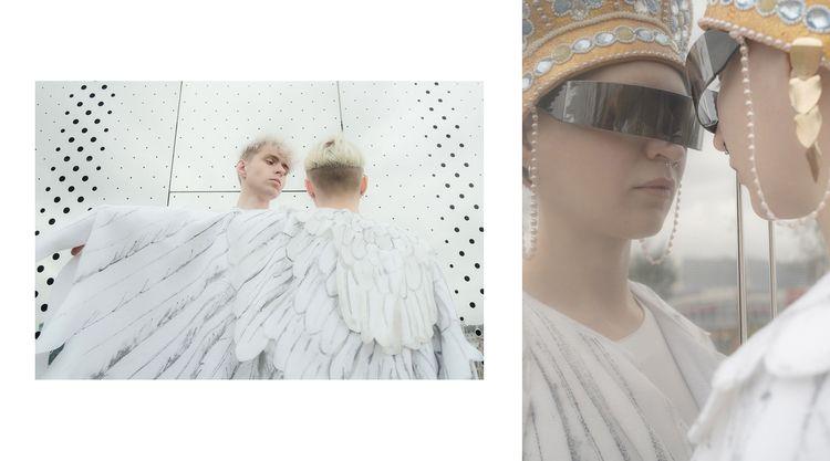 Chthonic Russia Models: Rodion  - annapriakhina | ello