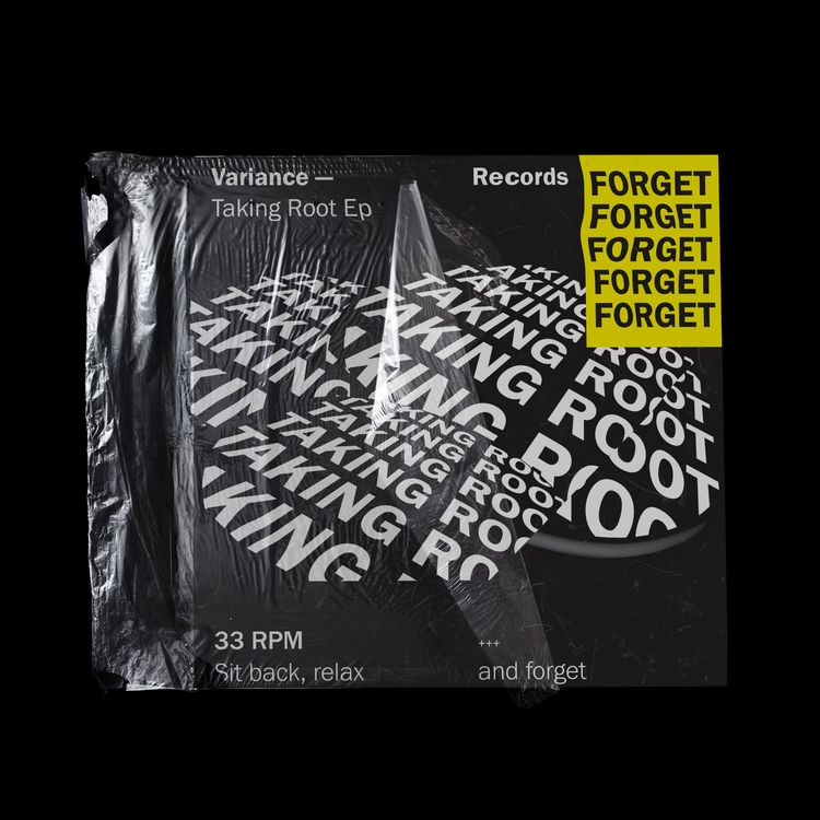 Variance Records - Roots EP - design - stedsgn   ello