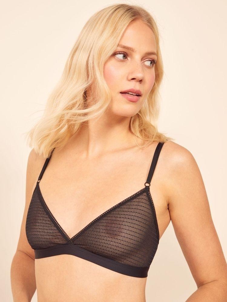 lingerie, bra, seethrough, sheer - baelingerie | ello