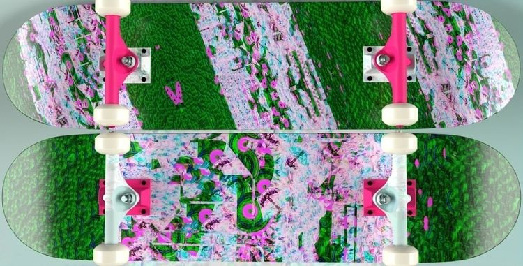 CHEWING GUM SKATEBOARDS FULL SI - ericfickes | ello
