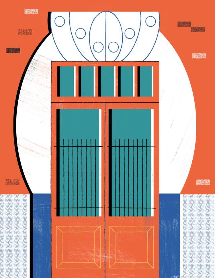 drew load doors Culture Trips A - mikedriver | ello