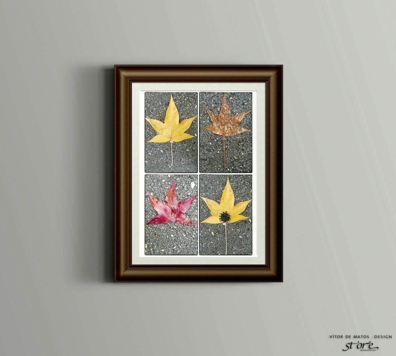 Hang some Autumn on your wall! ❜ by Vítor de Matos