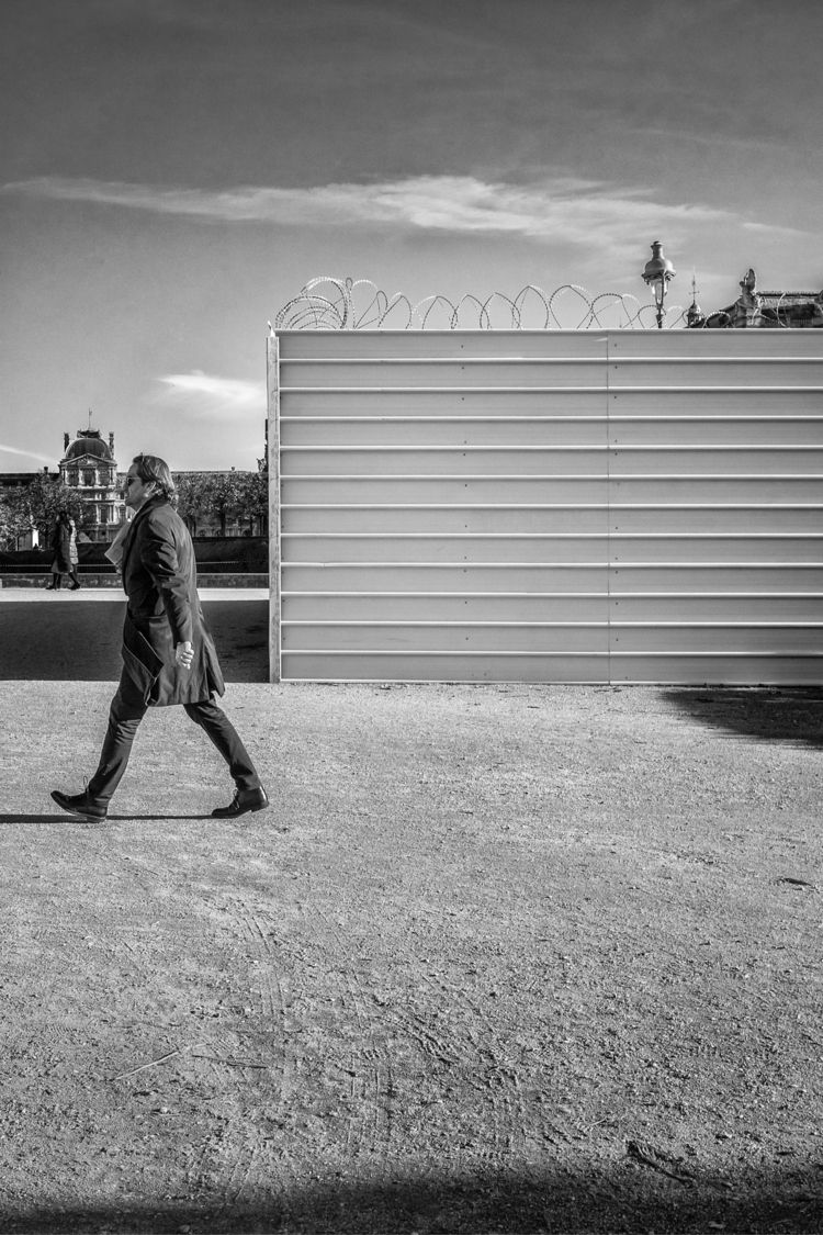 Paris, streetphotography, blackandwhitephotography - arnevanoosterom | ello