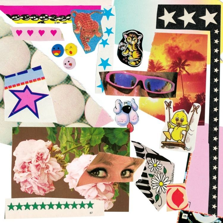 love cut images textures magazi - laurainka | ello