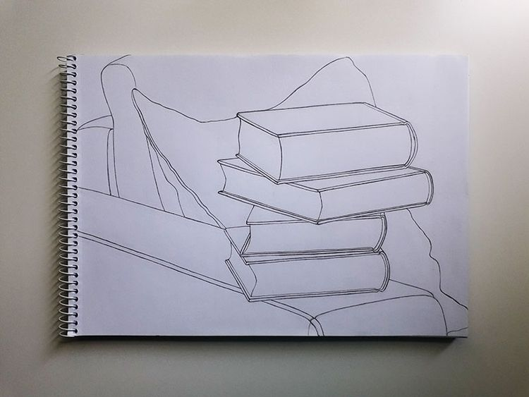 Stack Books piece Skillshare cl - jadesworld   ello