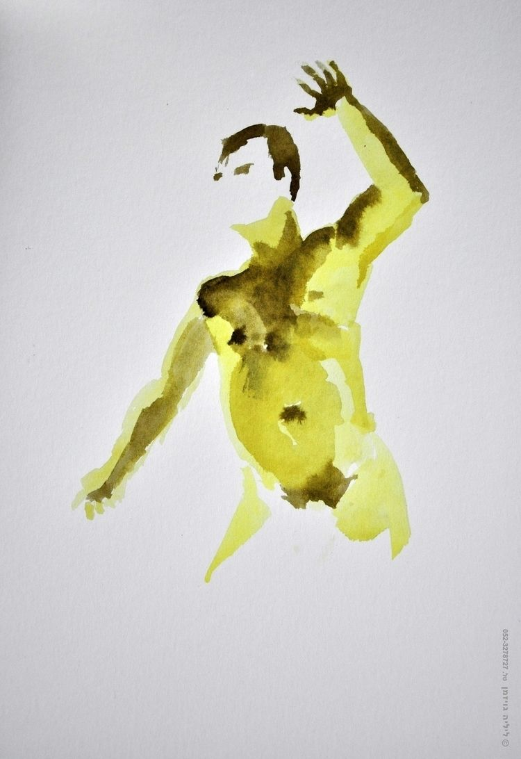 nude, livedrawing, quicksketch - leacmi | ello