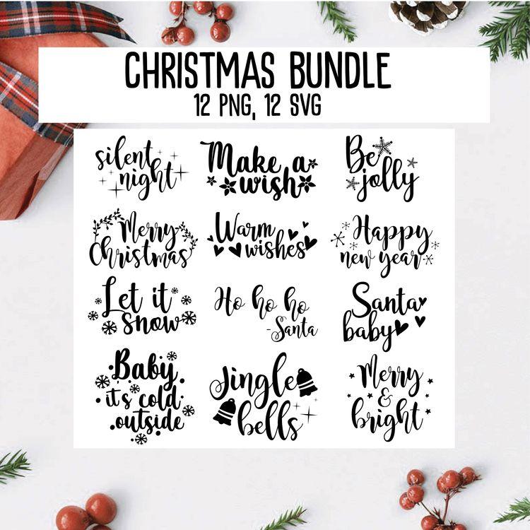 CHRISTMAS BUNDLE bells - christmas - annijajansone   ello