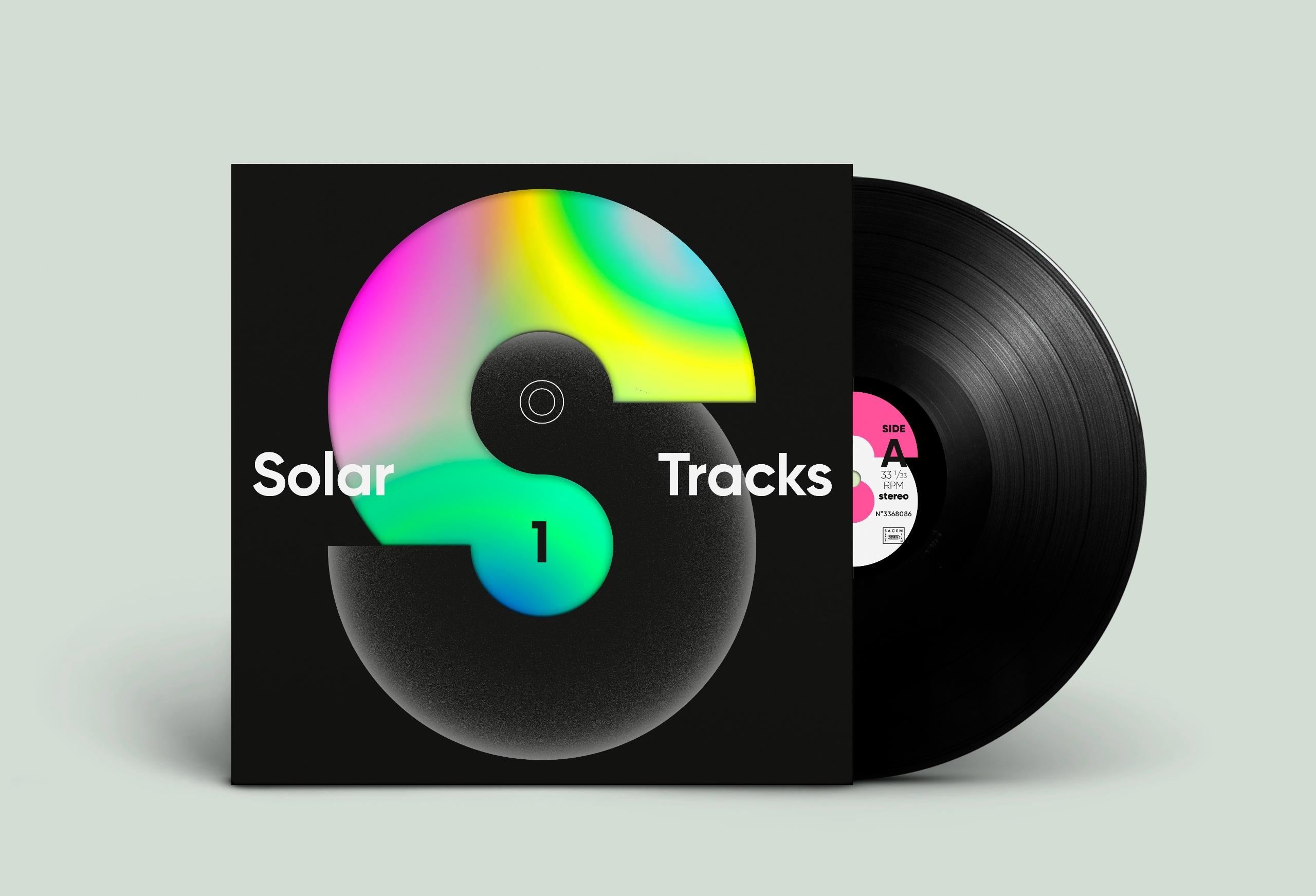Vinyl Compilation ! celebrate 2 - solarsoundsystem | ello