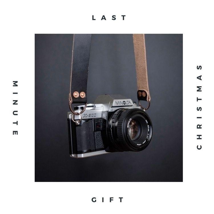 minute Christmas gift - strapandgo | ello