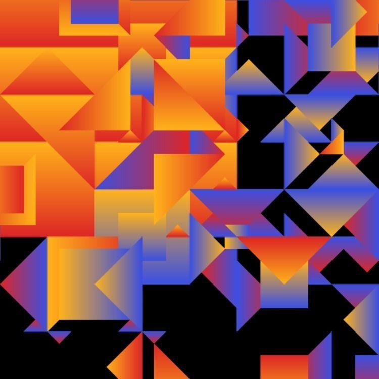 Geometric Shapes / 191222 - sasj | ello