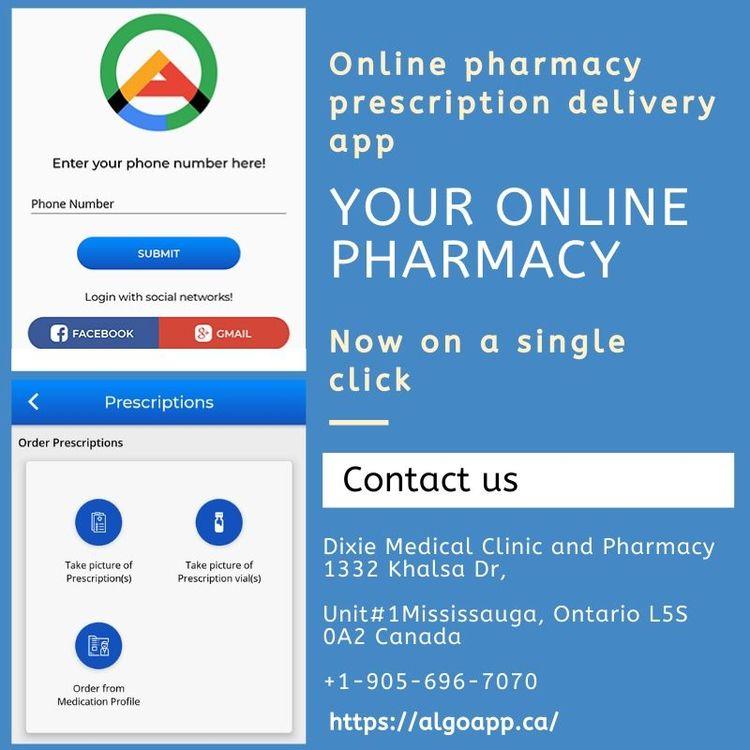 Order medication online Algo ap - algopharmacy | ello