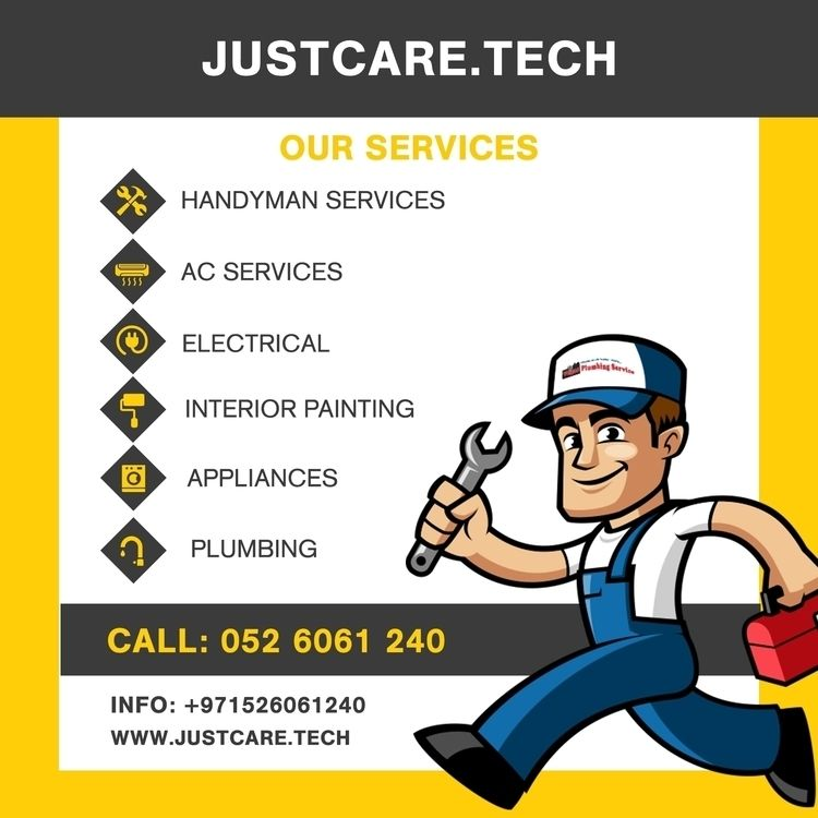 Care Handyman Services Arabian  - justcare | ello