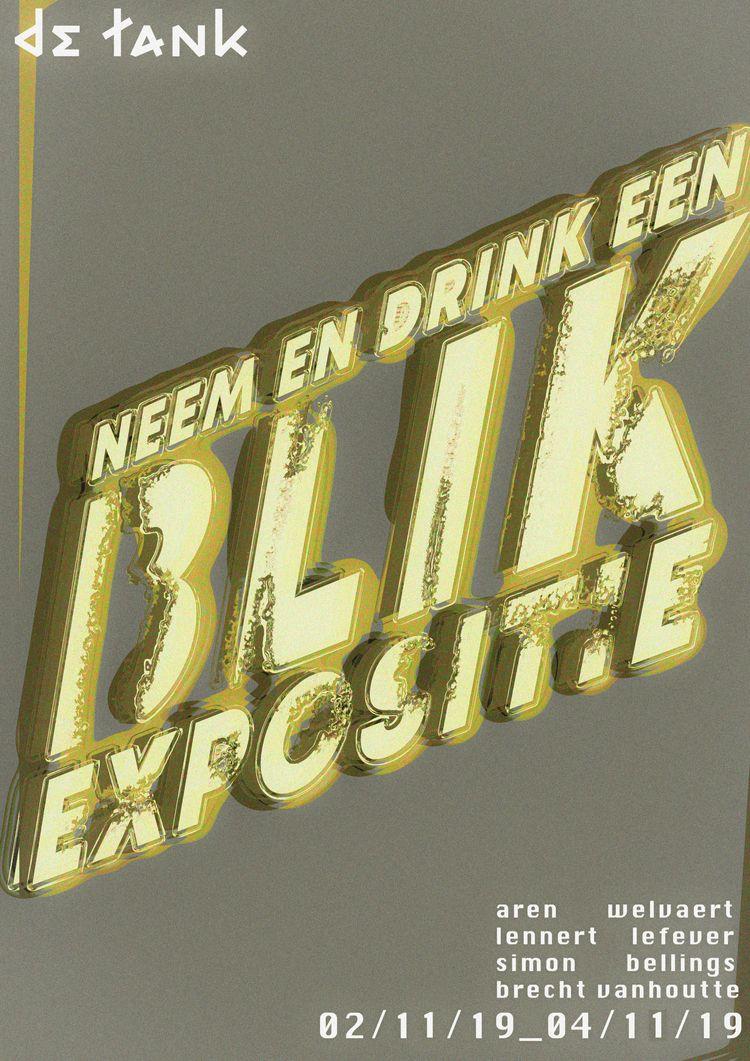 Failed concept poster announcin - brecht_vanhoutte   ello