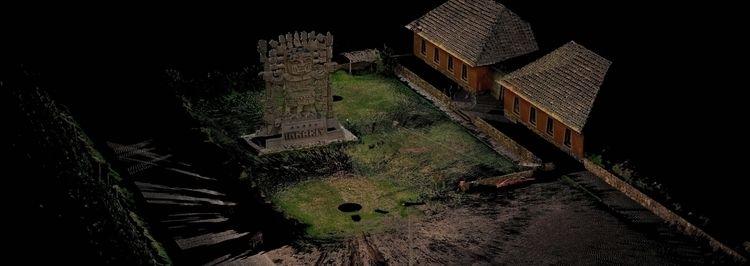 Museo Inkariy, Calca, Valle Sag - santiagomerluzzi | ello