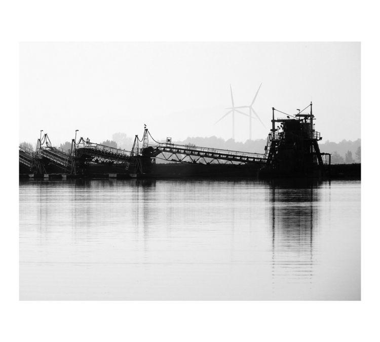 Retro-future Prints - bw, bnw, blackandwhitephotography - brthelemy | ello