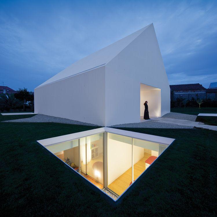 closer architectural work Portu - minimalissimo | ello