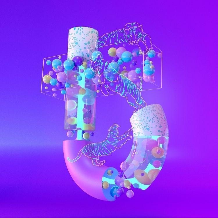 3D Typography: