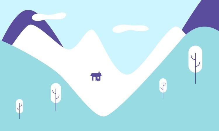 Illustration personal website  - yeilpz | ello