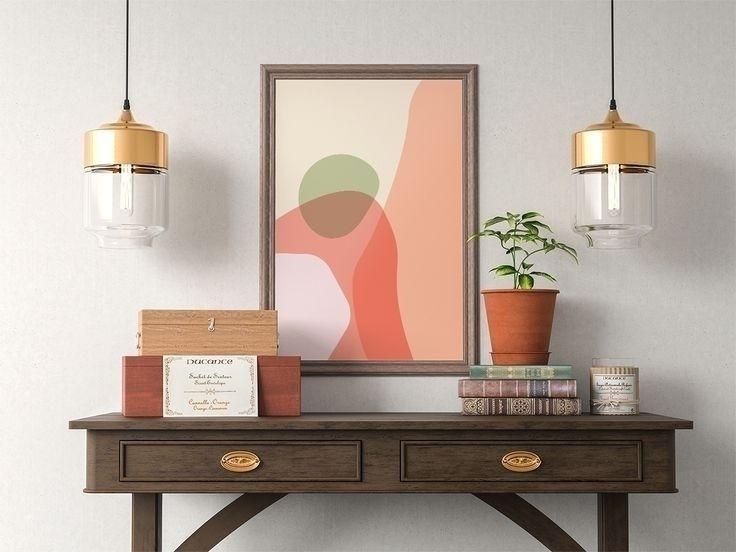Geometrical Minimal Art 02 Prin - creativeaxle | ello