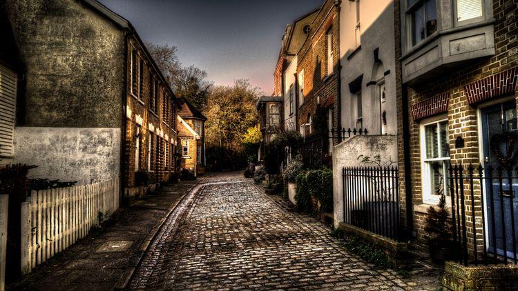 hdr, street, england, winter - mattoutdoors | ello