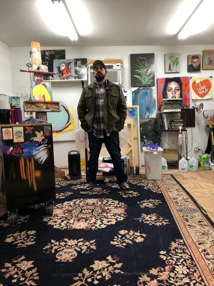 studio session 2019 - 6AM - gonzalesfrank   ello