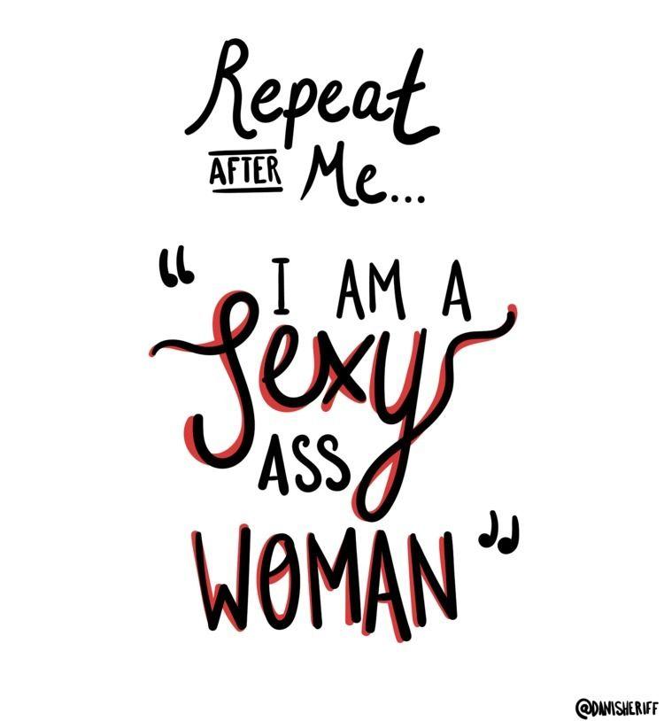 sexy ass woman - danisheriff | ello