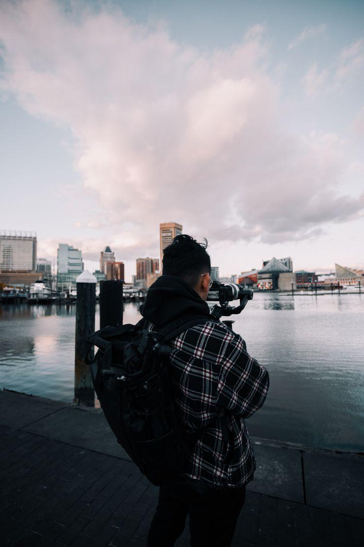 Making friends hitting filming  - abiiy | ello