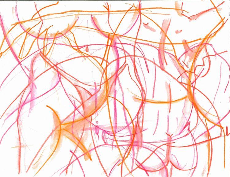 drawing, art, illustration, sketch - obichean | ello