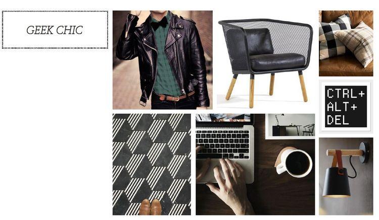 Mood Board furniture Vignette C - ahinteriordesigner | ello