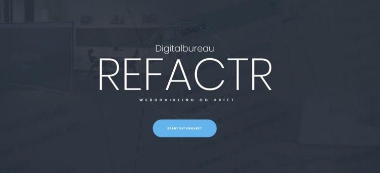 Great part Ello. Refactr web de - refactr | ello